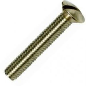 Carbon Steel Slotted Raised Countersunk Head Screws DIN 964 pictures & photos
