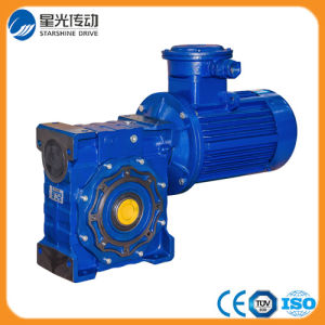 Nmrv Series Cast Iron Worm Reduction Gear Box pictures & photos