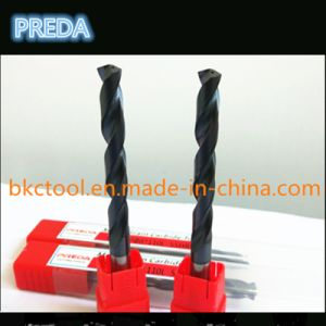 CNC Carbide Long Though Internal Coolant Drills Bits for Steel pictures & photos