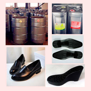 Polyurethane for Shoe Sole of Male Big Sole pictures & photos