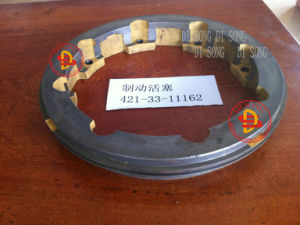 Komats Wheel Loader Spare Parts, Piston (421-33-11162) pictures & photos