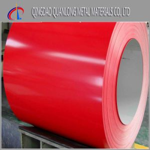 High Quality Prepainted Color Coated Steel Coil pictures & photos