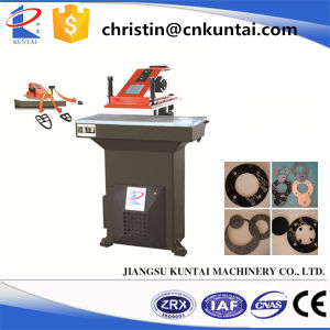 Hydraulic Swing Arm Gasket Cutting Press