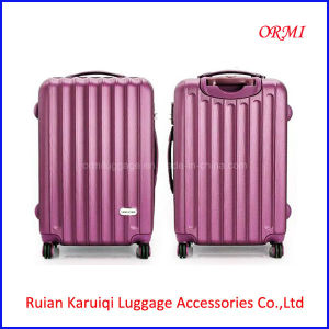 Colorful Hardshell Polycarbonate Trolley Luggage pictures & photos