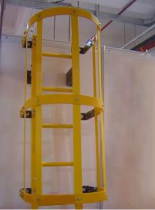 Fibreglass Ladders, GRP Ladder, FRP Ladders pictures & photos