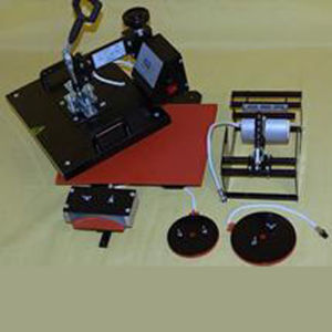 6in1 Combo Heat Press Machine for Mug, Plate and Cup pictures & photos