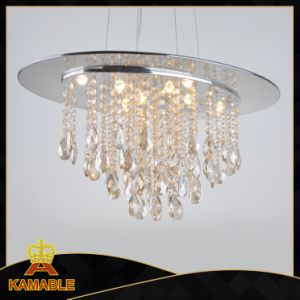 Decorative Crystal Chandelier Light (KA9230-8B) pictures & photos