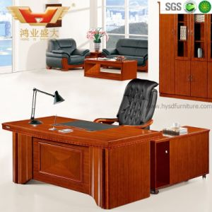 High Quality Wooden Executive Office Desk for Manager pictures & photos