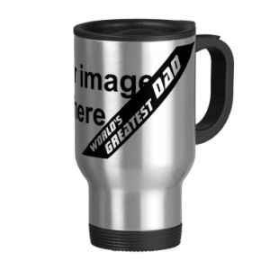 Stainless Steel Travel Mug with Customized Design pictures & photos