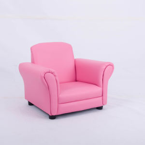 High Quantity Pink Kids Upholster Chair/Children Furniture pictures & photos