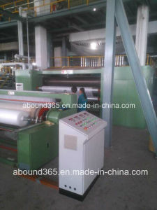 High Speed Non Woven Sheet Extrusion Line pictures & photos