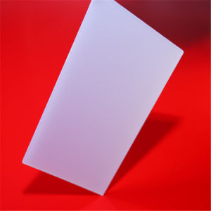 Strong Polycarbonate Solod Sheet for Windows Awning pictures & photos