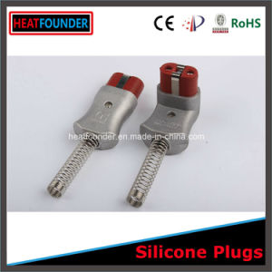 Aluminum Body Silicone Rubber Plug pictures & photos