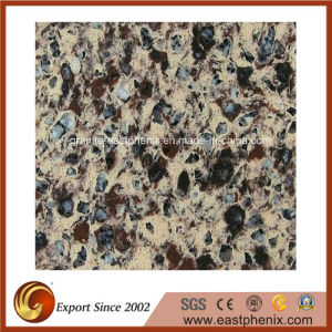 Quartz Stone Tile for Floor/Wall Tile pictures & photos