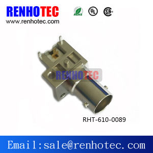 75ohm HD Sdi Right Angle Female Connector BNC pictures & photos