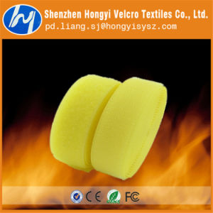Sew on High Quality Flame Retardant Velcro Hook and Loop pictures & photos