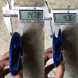 "4"" Concrete Diamond Grinding Blade 4 Segments Metal Grinding Disc pictures & photos"