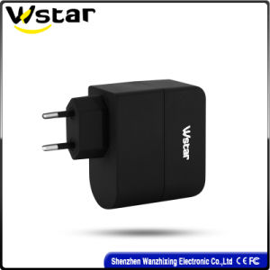 Newest 5V/8A Travel USB Charger 4 Port USB Charger pictures & photos