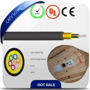 FTTH Indoor Optical Fiber Cable Used for Field Operation