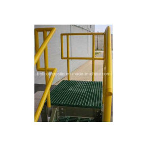 Fiberglass Handrailing and GRP Handrails; Gratings pictures & photos