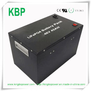 48V 45ah LiFePO4 Battery for UPS, Solar System, Storage Power