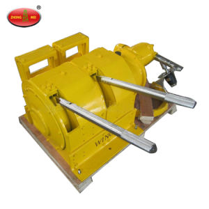 800kg Air Scraper Winch CE Certifacated pictures & photos