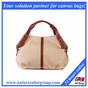 Causal Canvas Hobo Bag Handbag Extra Large pictures & photos