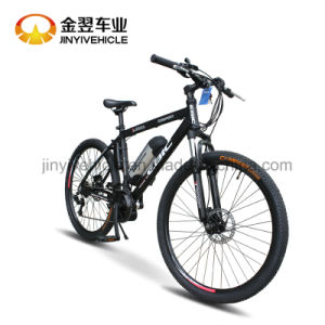 26′ Aluminum Alloy Frame Electric Bicycle pictures & photos