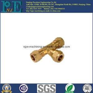 Made in China Custom Brass Casting Fittings pictures & photos