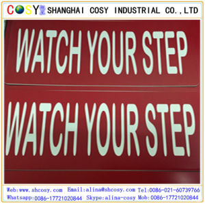 ABS Double Color Board 600*1200mm with High Adhesive for Engraving pictures & photos