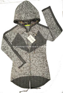 Women Spring/Autumn Fleece Zipper Jacket/Coat