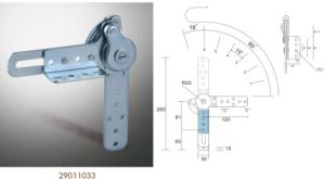 Sofa Fitting, Sofa Hardware, Sofa Headrest Hinge (29011014) pictures & photos