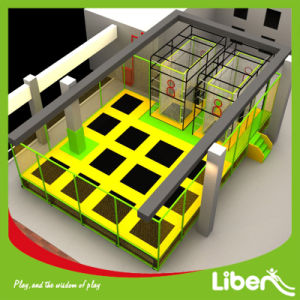 UK Cage Ball Customized Children Trampoline Park pictures & photos