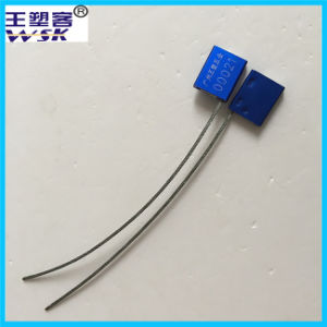 High Demand Cable Seal One Time Use in Bank Cash Box pictures & photos