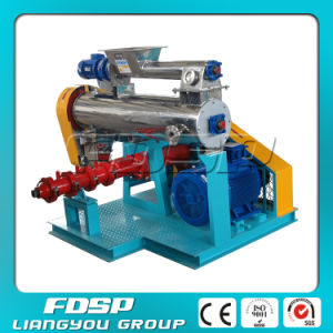 Automatic Floating Fish Feed Production Line with Extruder pictures & photos