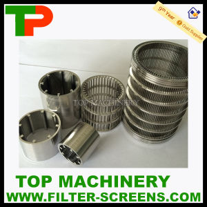 Ss Well Filtering Pipe pictures & photos