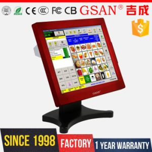 Wireless Cash Register Cash Register POS System Touch Screen Terminal pictures & photos