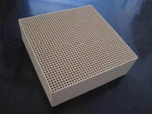 Honeycomb Ceramic Heater Ceramic Honeycomb for Gas Stove pictures & photos