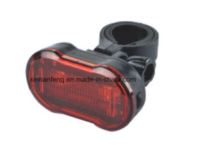 Rechargeable Bicycle Rear Light (HLT-191) pictures & photos
