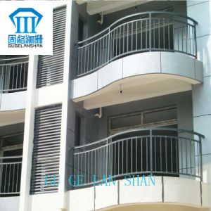 High Quality Wrought Zinc Steel Balcony Guardrail 025 pictures & photos