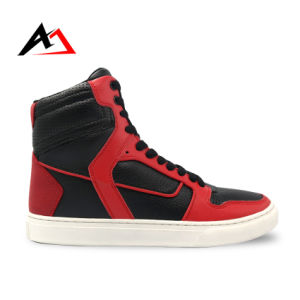 Sports Shoes Sneaker High Cut Sports Skate Boots (AK3) pictures & photos