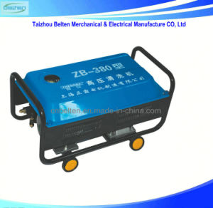 Electric Car Pressure Washer 1.6kw 1-6MPa Pump Car Washer pictures & photos