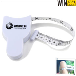 Custom Medical Promotion Gift Body Fitness Measuring Tape (BWT-009) pictures & photos