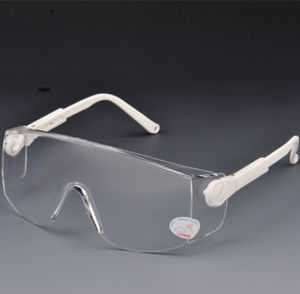 Clear Lenses Glasses with Adjustable Temple pictures & photos