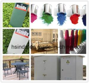 Electrostatic Spray Multicolor Non-Toxic Powder Coating pictures & photos
