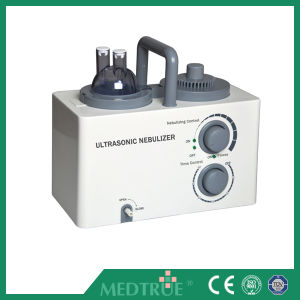 CE/ISO Approved Hot Sale Best Medical Portable Ultrasonic Nebulizer (MT05116101) pictures & photos