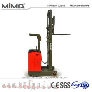 Electric Reach Truck with AC and EPS pictures & photos