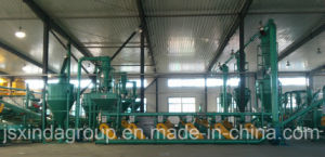 Fine Rubber Crumb Milling Machine pictures & photos