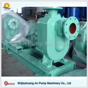 Azw Self Priming Sewage Pump Diesel Engine Dirty Water Pump pictures & photos