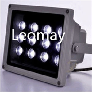 CE RoHS Cetificated 12W Waterproof LED Flood Light pictures & photos